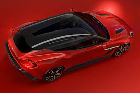 aston martin supercar the all new aston martin vanquish zagato station wagon is the