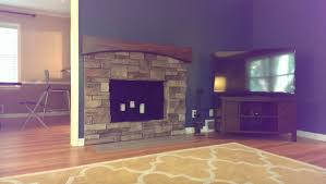 refinished fireplace surround and hearth album on imgur