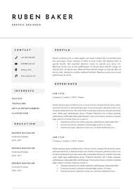 civil engineering cv resume template http www resumecareer