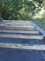 pictures building a flat roof deck free home designs photos flat roof garage plans marvelous custom loft amazing cubtab