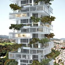 gallery of residential tower meir lobaton kristjan donaldson