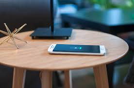 Stylish Furniture Wireless Charging Inhabitat Green Design Innovation