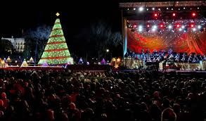 house national tree lighting 2015 time performers and