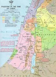 Map Of Time Maps Map Palestine