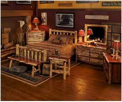 King Size Furniture Bedroom Sets Paul Bunyan Cannonball Bed Dining Table Bedroom Set With Railing