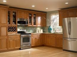 Kitchen Wooden Cabinets Kitchen 10 Top Photos Oak Kitchen Cabinets Honey Oak Kitchen