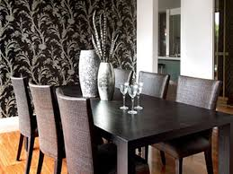 inspirational dining room interiors and good looking furniture