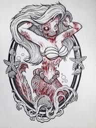 Tattoo Ideas Zombie | 3 zombie tattoo designs ideas