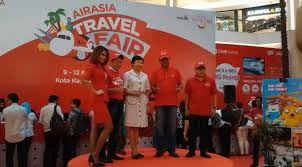 airasia travel fair airasia travel fair atf 2017 in jakarta