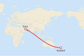 United Route Map by The World U0027s Longest Flights Wsj Com