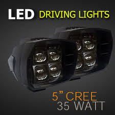 led driving lights automotive led driving lights and spot lights professional grade and