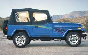 white convertible jeep 1990 jeep wrangler information and photos zombiedrive