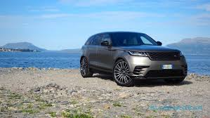 land rover velar blue 2018 range rover velar first drive the midsize suv to beat