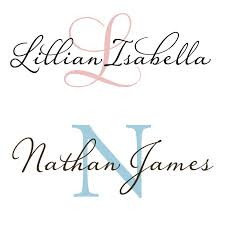 initial monograms 203 best baby monogram stuff images on