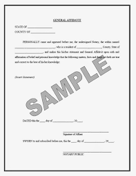 affidavit for name change affidavit form places to visit