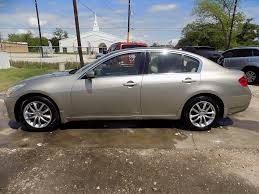 gold infiniti in texas for sale used cars on buysellsearch