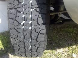 Rugged Terrain Ta Review Feedback On New Bfg Rugged Terrain T A Tires Tacoma World