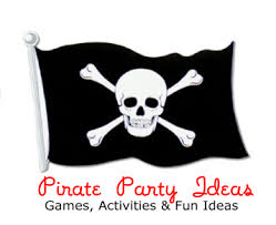 pirate party pirate birthday theme birthday party ideas for kids
