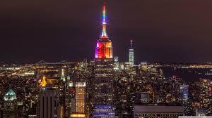 new york city night lights hd desktop wallpaper widescreen