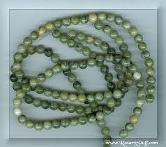 connemara marble rosary connemara marble 8mm rosary