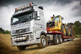 volvo big truck first volvo for witney plant hire and it u0027s a big un