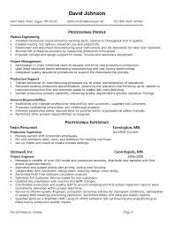 internal resume resume for study