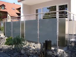 balkongelã nder design wohnzimmerz verkleidung balkongeländer with zaun sauter balkon
