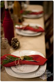 a rustic inspired christmas party siegel thurston photography