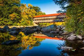 New Hampshire National Parks images Photos usa white mountain national forest new hampshire nature pond jpg