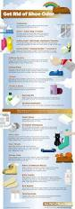 Perspiration Odor Removal From Clothes Get Rid Of Shoe Odor How To Or Steps Ucollect Infographics