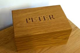 engraved memory box engraved wooden keepsake box makemesomethingspecial co uk