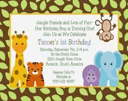 baby shower invitations animals invitations ideas