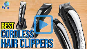 top 10 cordless hair clippers of 2017 video review