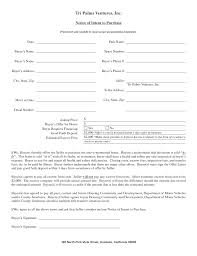 Letter Of Intent Sample For Business Partnership by Mobile Home Owners In Kort U0026 Scott Mobile Home Parks