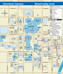 mayo clinic floor plan mayo clinic downtown rochester mn cus map street lobby level