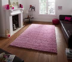 plain shaggy pile carpet rug machine made polypropylene large