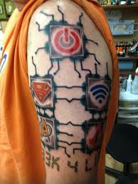 geek tattoos pictures tattooimages biz