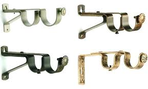 Curtain Rod Brackets Curtain Holder Curtain Rod Brackets Buy Drapery Hardware Brackets