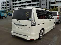 nissan serena 2000 japan used car korea usded car used car exporter blauda