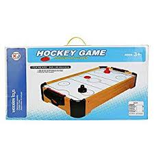 Table Top Hockey Game Buy Comdaq Tabletop Ice Hockey Game Toy For Kids 70cm Online At