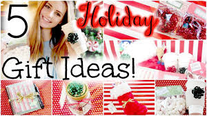 Easy Homemade Christmas Gifts by 5 Easy U0026 Affordable Diy Holiday Gift Ideas Hautebrilliance