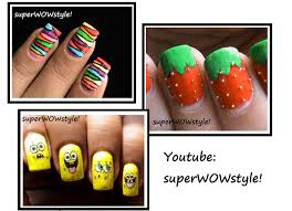 3 nail designs for kids kids nail art ideas youtube