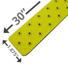 handi ramp aluminum non slip stair treads nosings strips and