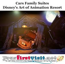 photo tour cars family suite disney u0027s art animation resort