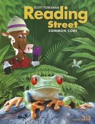 reading street common core third grade edreports org
