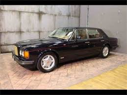 bentley turbo r 1991 bentley turbo r for sale classiccars com cc 1036036