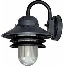 Industrial Outdoor Lighting by Volume Lighting V9725 Nautical Outdoor 1 Light 10