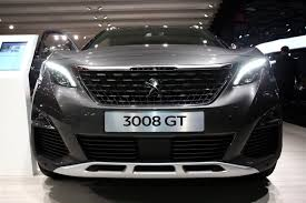 peugeot 3008 peugeot 3008 gt combines concept interior with hatch engine