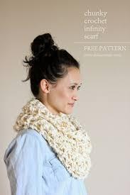 best 25 crochet infinity scarf pattern ideas on pinterest free