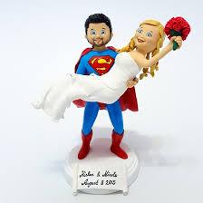 superman wedding cake topper superman wedding cake topper tessa s figurines